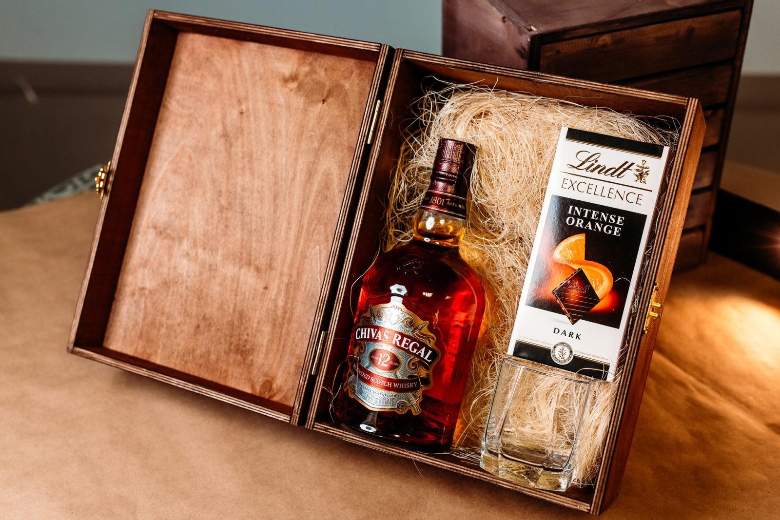 Дорогие виски в подарок